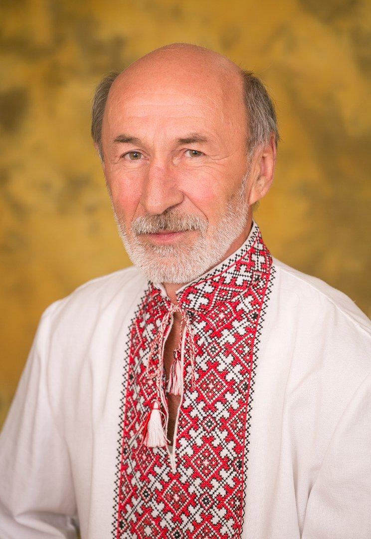 Костогриз Олександр Петрович, викладач кафедри