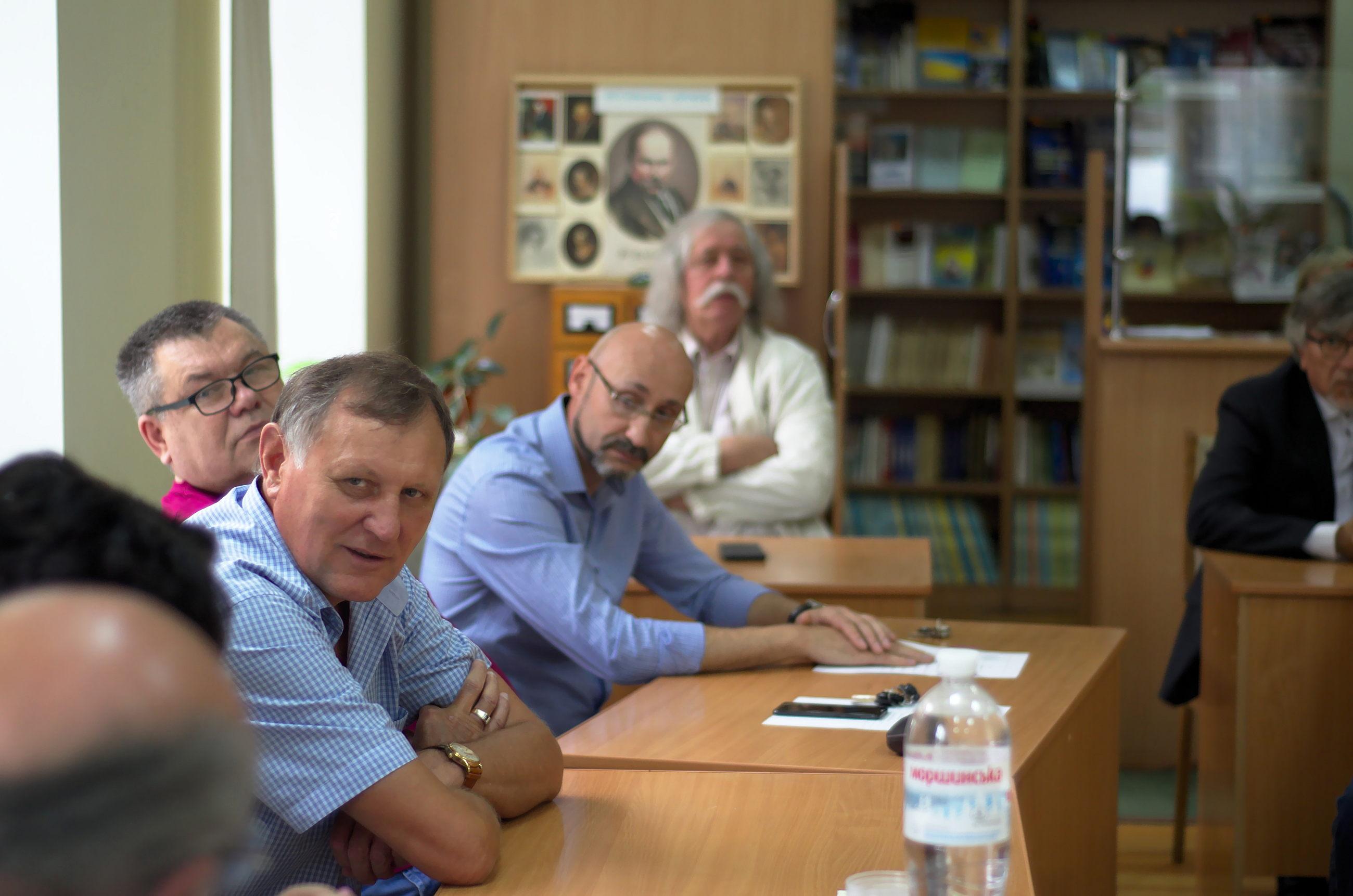 Десятов, Лодатко, Тимошенко
