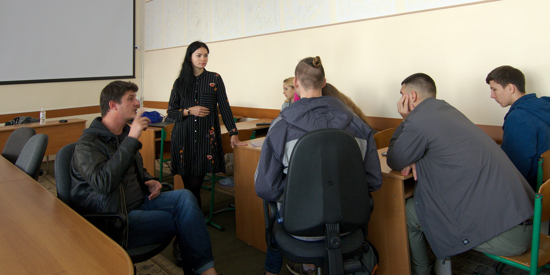 Артка-Зустрічі — Євгенія Помогайбо
