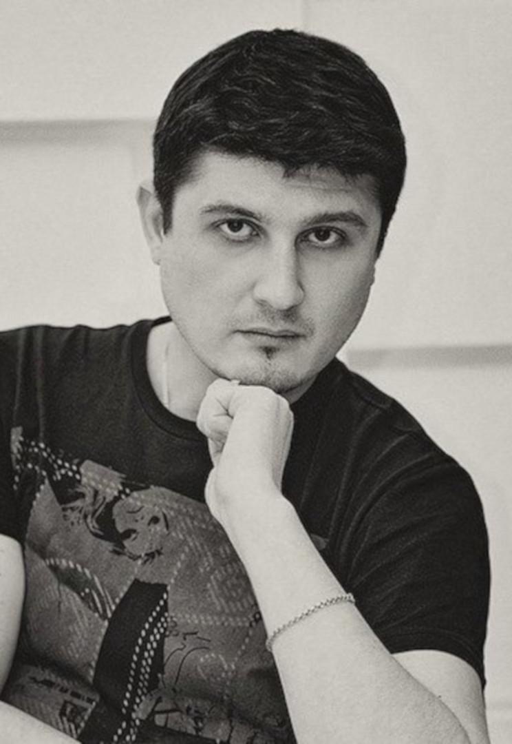 Тимошенко Владислав Юрійович, дизайнер, викладач кафедри