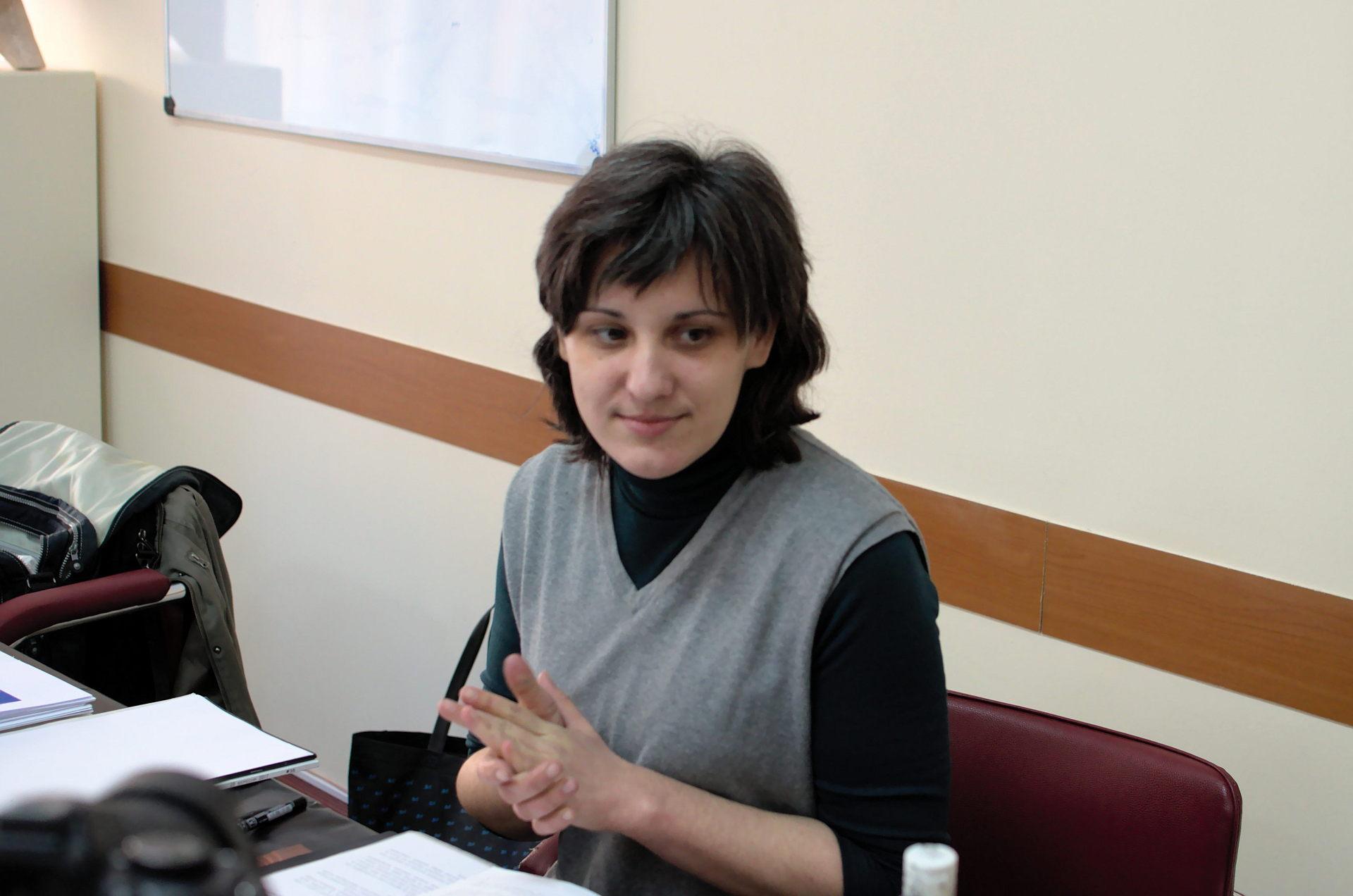 Артка-Зустрічі — Олена Галицька