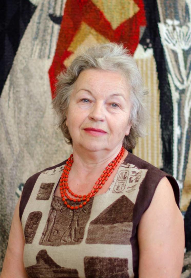 Недосєко Неоніла Петрівна, викладач кафедри