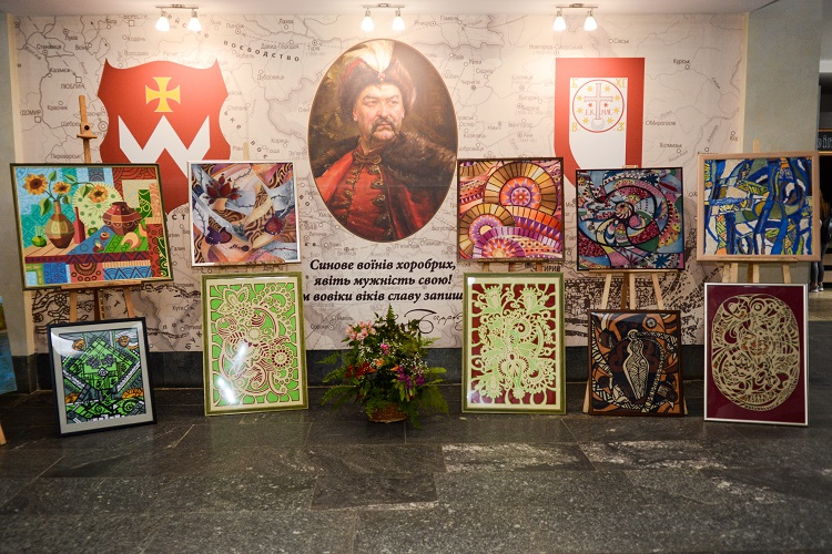 Виставка студентських робіт «Шевченківський тиждень»